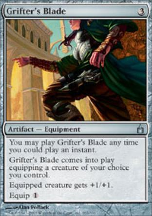 Grifter's Blade