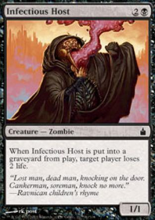 Infectious Host