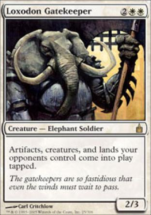 Loxodon Gatekeeper