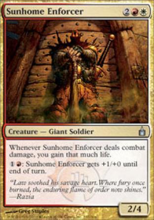 Sunhome Enforcer