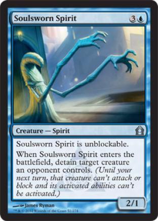 Soulsworn Spirit