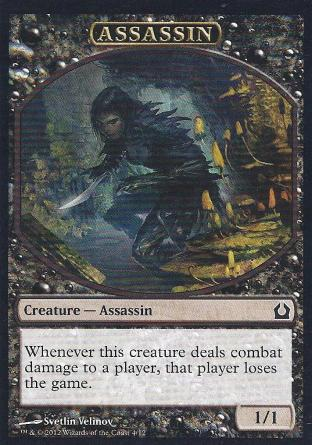 Assassin Token (R2R)