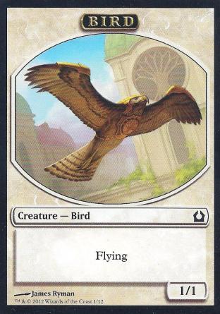 Bird Token (R2R)