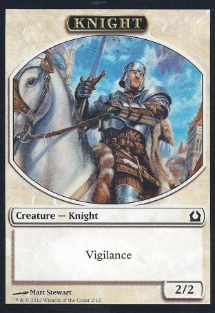 Knight Token (R2R)