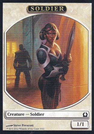 Soldier Token (R2R)
