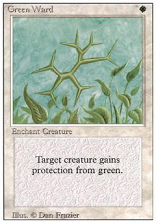 Green Ward