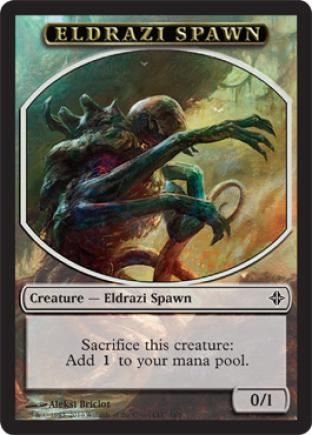 Eldrazi Spawn A (Token)