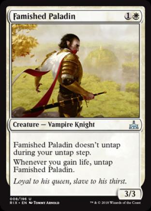 Famished Paladin