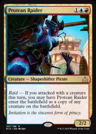 Protean Raider