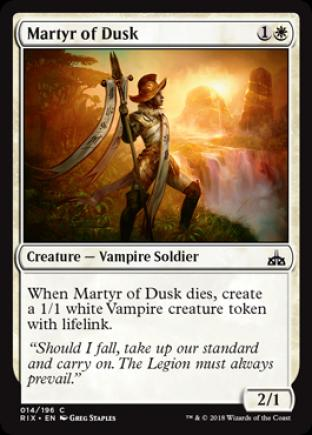 Martyr of Dusk
