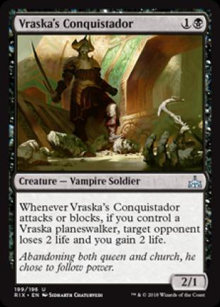 Vraska's Conquistador