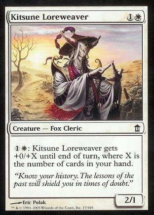 Kitsune Loreweaver
