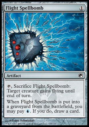Flight Spellbomb