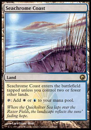 Seachrome Coast