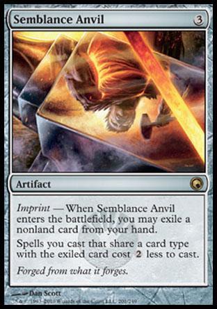 Semblance Anvil