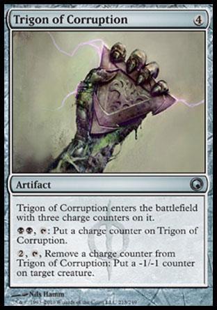 Trigon of Corruption
