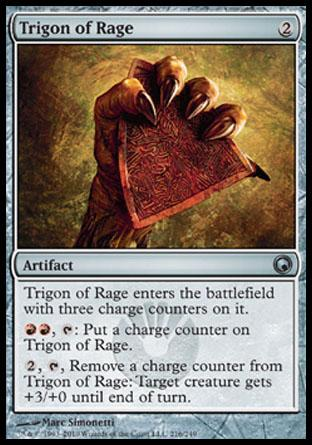 Trigon of Rage