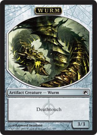 Wurm (Deathtouch Token)