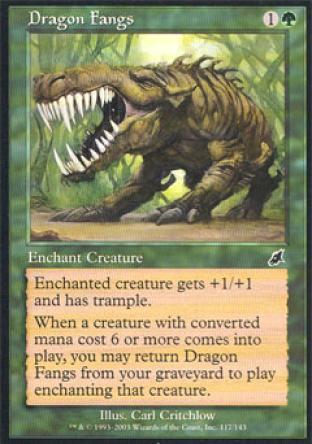 Dragon Fangs