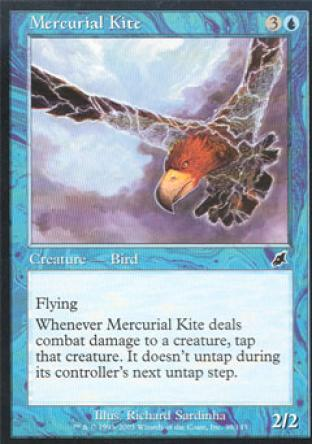 Mercurial Kite