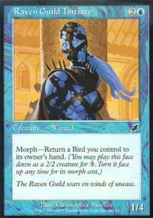 Raven Guild Initiate