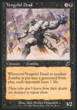 Vengeful Dead