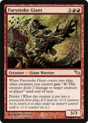 Furystoke Giant