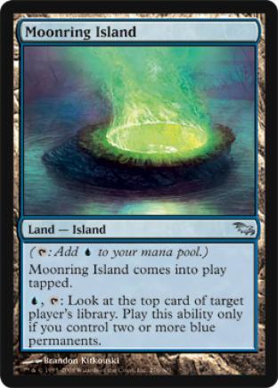 Moonring Island