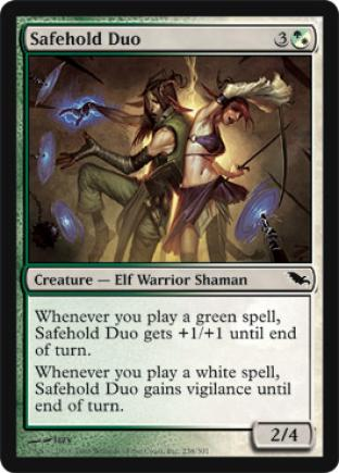 Safehold Duo
