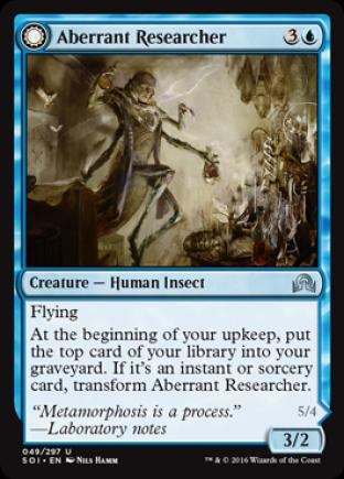 Aberrant Reseacher (Perfected Form)