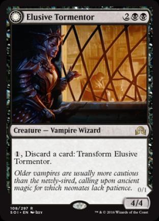 Elusive Tormentor (Insidious Mist)