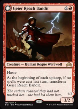 Geier Reach Bandit (Vildin-Pack Alpha)