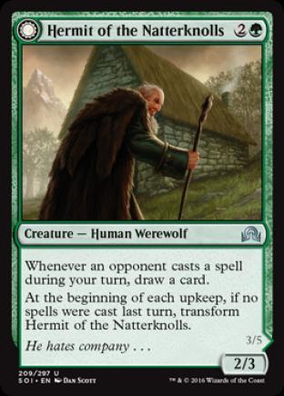 Hermit of the Natterknolls (Lone Wolf of the Natterknolls)