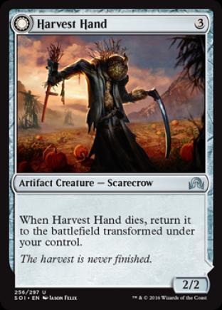 Harvest Hand (Scrounged Scythe)