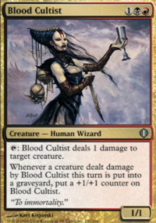 Blood Cultist