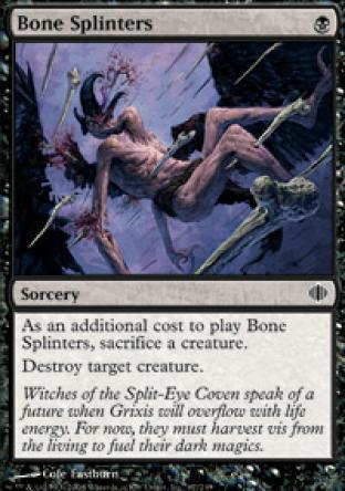 Bone Splinters