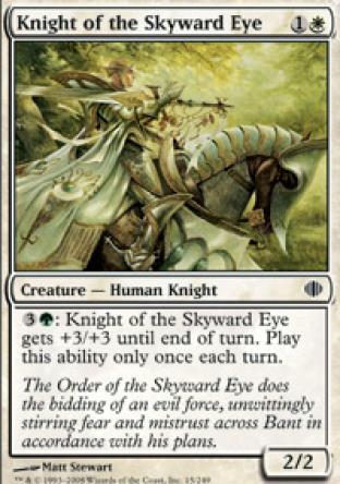 Knight of the Skyward Eye