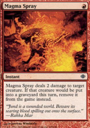 Magma Spray