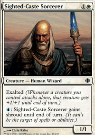 Sighted-Caste Sorcerer