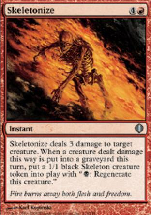 Skeletonize