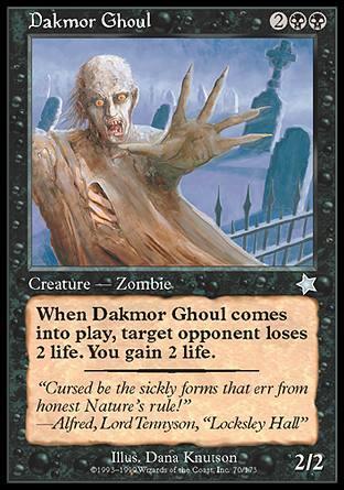 Dakmor Ghoul