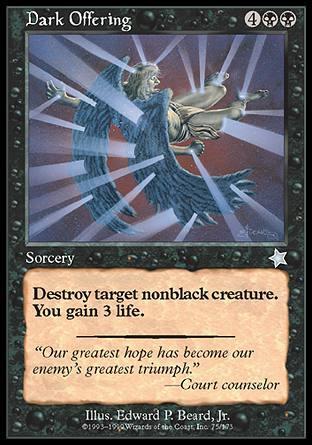 Dark Offering