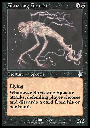 Shrieking Specter