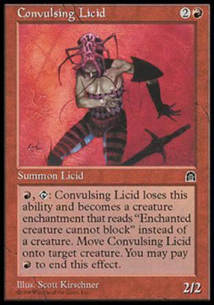 Convulsing Licid