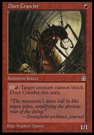 Duct Crawler