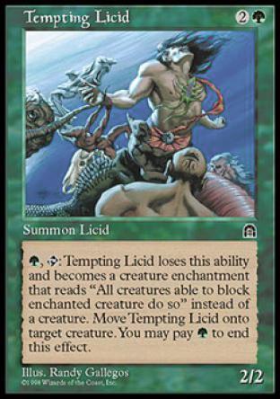 Tempting Licid