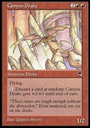 Canyon Drake