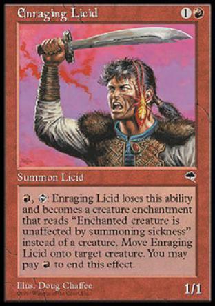Enraging Licid