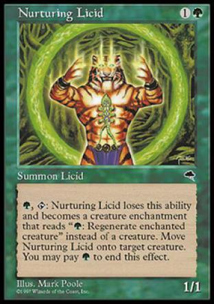 Nurturing Licid