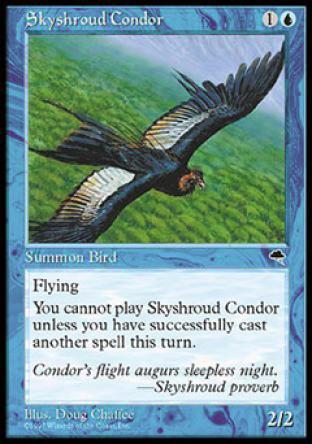 Skyshroud Condor